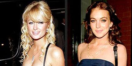 Ofrecen un millón por pelea de boxeo entre Lindsay Lohan y Paris Hilton