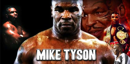 """Esta noche Lo Mejor del Boxeo presenta la historia de """"IRON"""" Mike Tyson"""