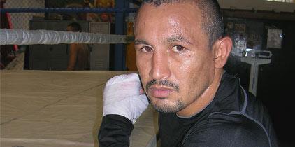 Salido llega a Puerto Rico para conferencia de combate con Juanma