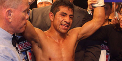 Sammy Gutiérrez ya quiere subir al ring