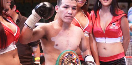 Va Tyson Márquez por título