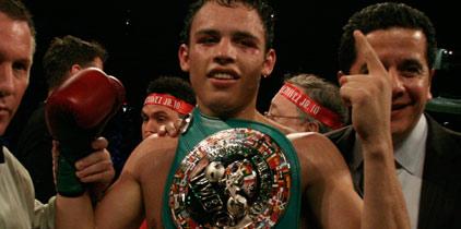 Chávez Jr irá por el título el 4 de junio