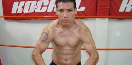 Tyson Márquez dará entrenamiento público