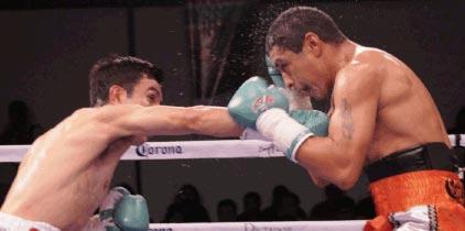 Hernández arrebata el título a Keb