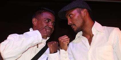 Parra promete triunfo y Chemito hablará en el ring