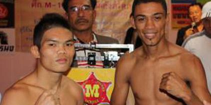El mexicano Rojas pierde el cinturón supermosca ante el tailandés Suriyan