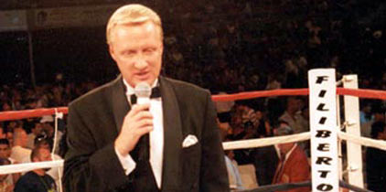 Jimmy Lennon confirma su participación en el KO a las Drogas