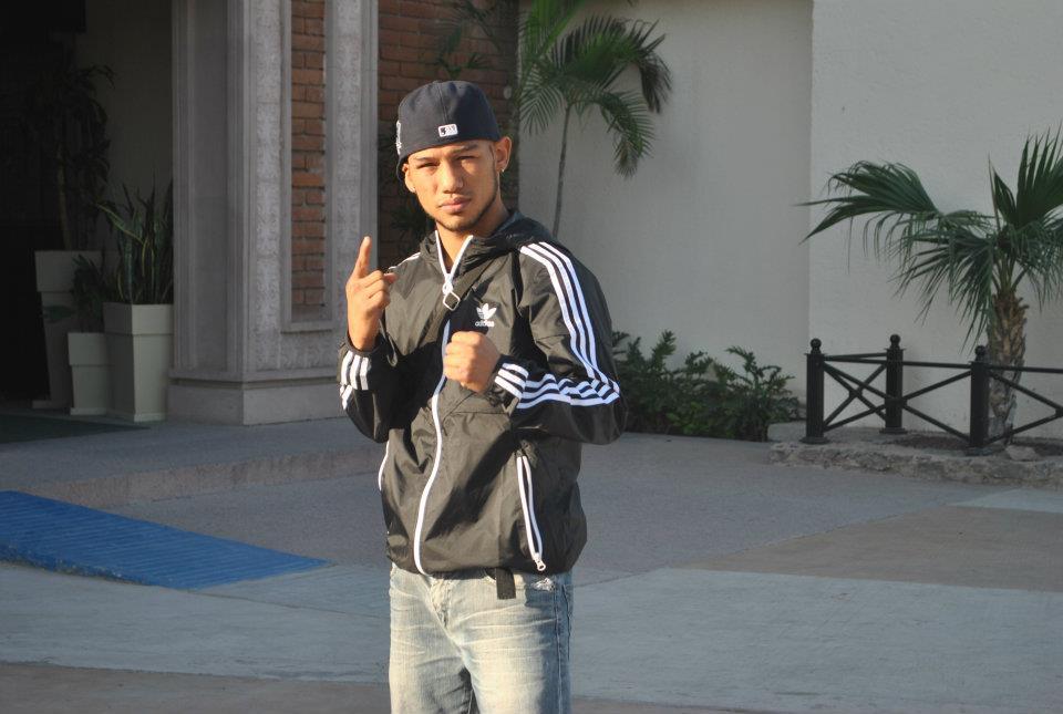 Luis «El Nica» Concepción ya está en México