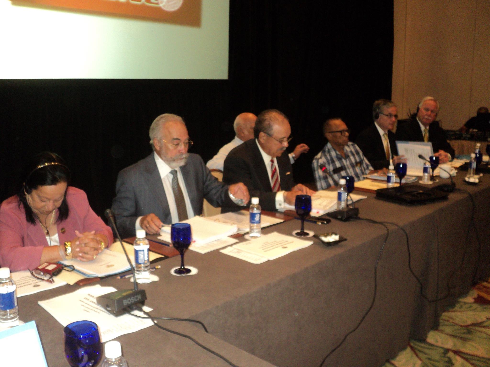 Arranca Convención Anual de la OMB