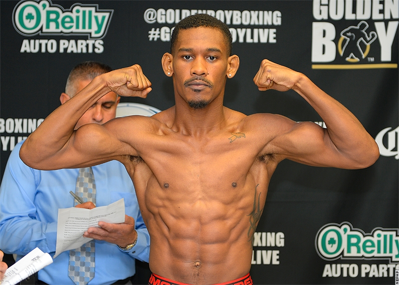 8. Danny Jacobs (USA)