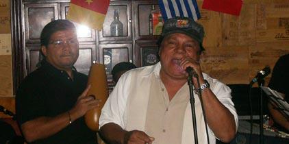 Roberto Durán recibió reconocimiento en Semilla de Cantores
