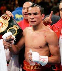 Juan Manuel Márquez ahora quiere a Lamont Peterson, luego de una pelea en México