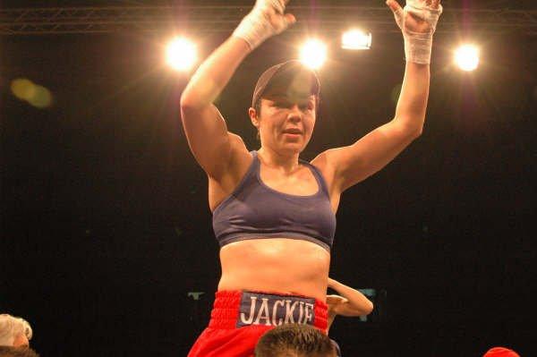 AMB felicita a su nueva campeona Jackie Nava