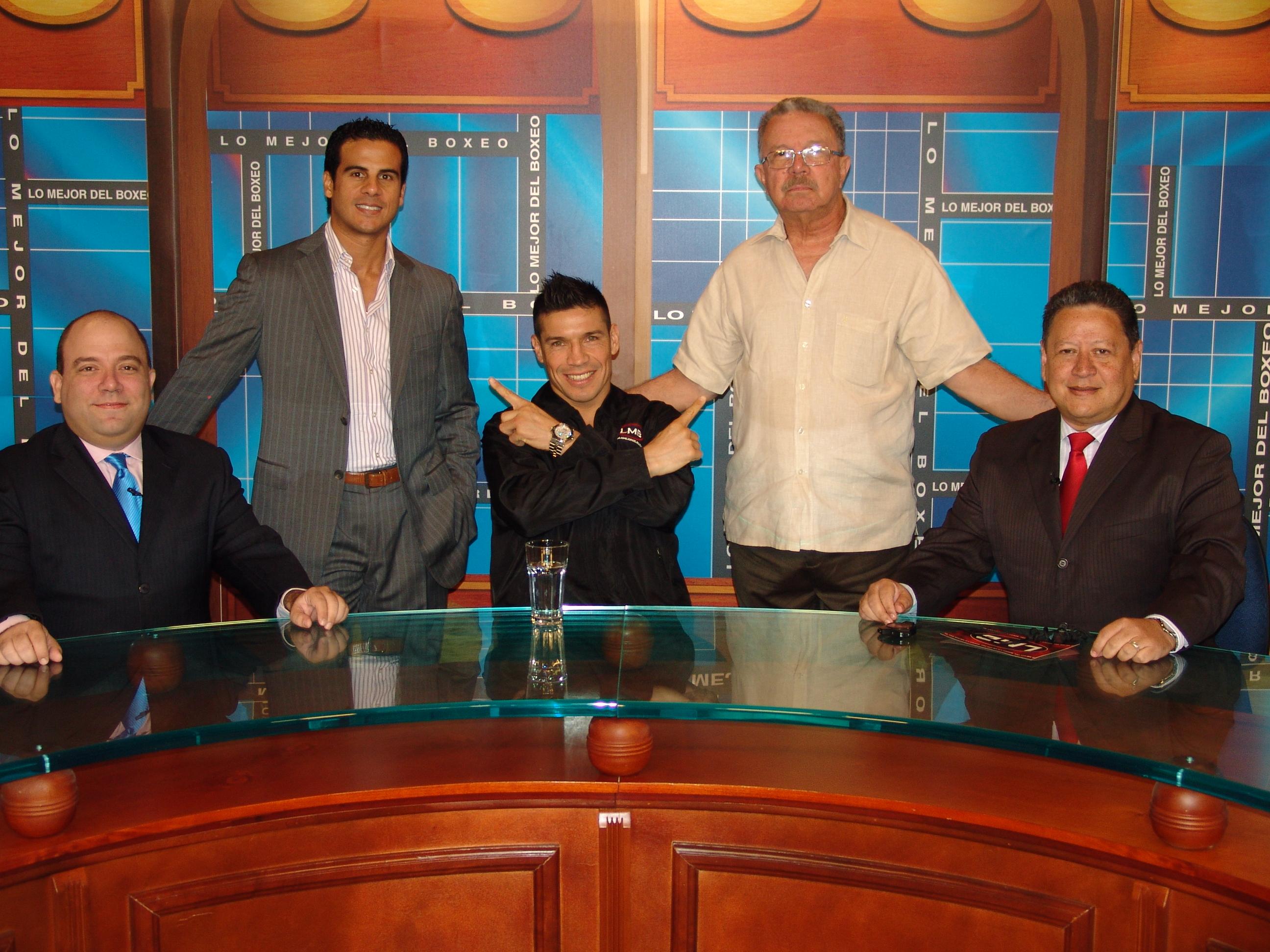 Video: Entrevista de «Maravilla» Martínez en Lo Mejor del Boxeo