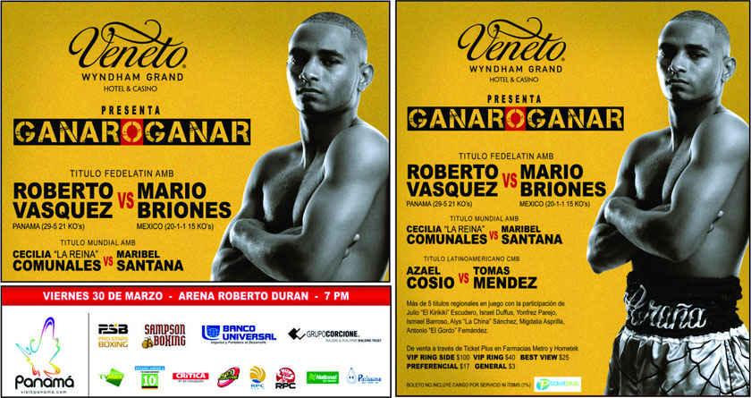 Esta noche regresa la «Arañamanía» en la Arena Roberto Durán
