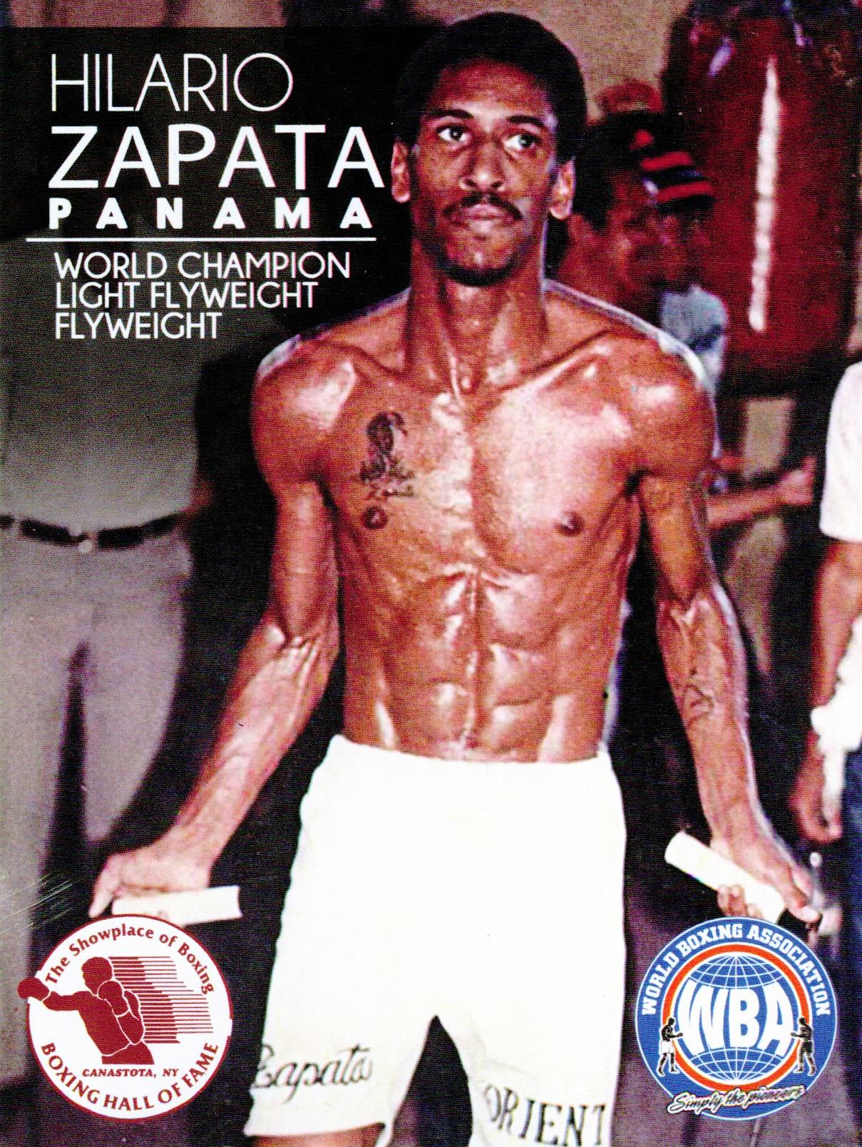 El gran Hilario Zapata