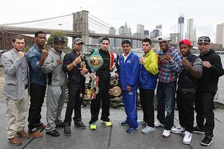 4 peleas de título mundial hoy a las 7pm por Lo Mejor del Boxeo