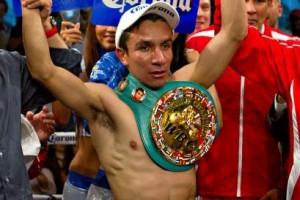Hernández noquea a Porpramook y le arrebata título Minimosca