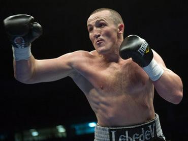 Espectacular KO de Lebedev a Silgado