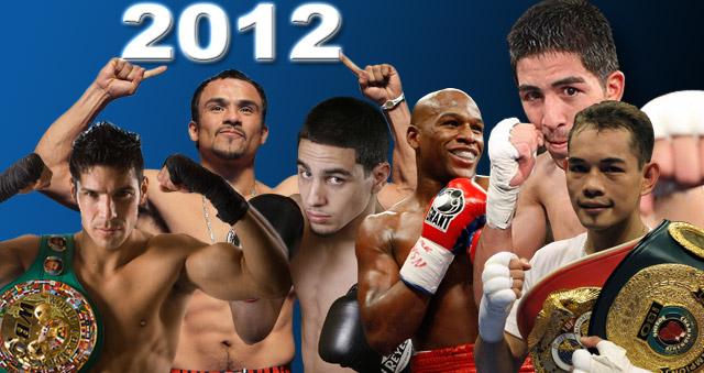 ¿Quién fue el mejor boxeador del 2012?