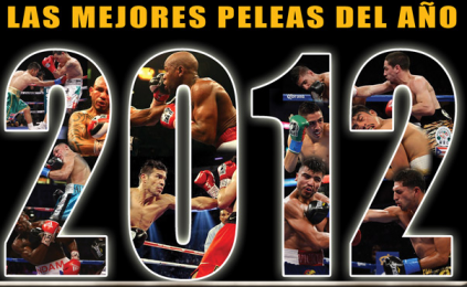 Las Mejores peleas del 2012