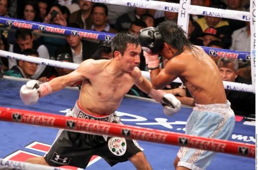 Lo Mejor del Boxeo presenta hoy el combate titular del panameño Dirceu Cabarca vs El Confesor Hernández
