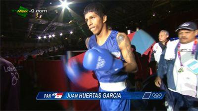 Juan Huertas no competirá en los Centroamericanos