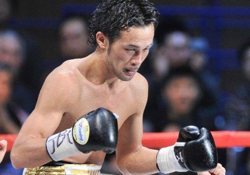 El japonés Yamanaka conserva título CMB de peso gallo