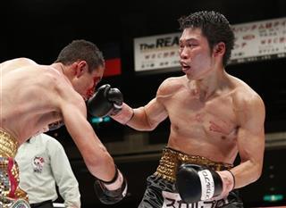 El japonés Yaegashi conquista el título del peso mosca del CMB