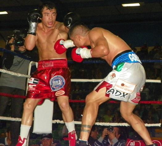 Vázquez venció al Chirizo en Costa Rica