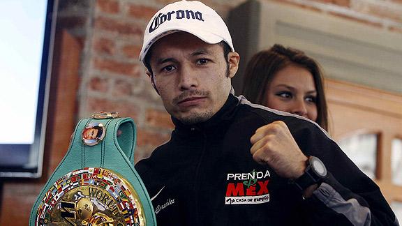 Quiere Jhonny González mantenerse activo