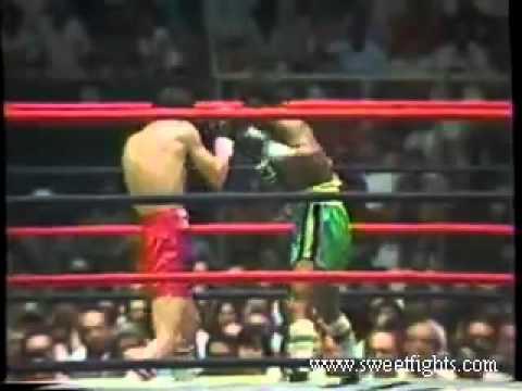 A 36 años de la pelea Carrasquilla vs Hong