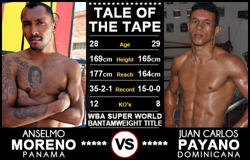AMB llama a negociar Moreno vs Payano