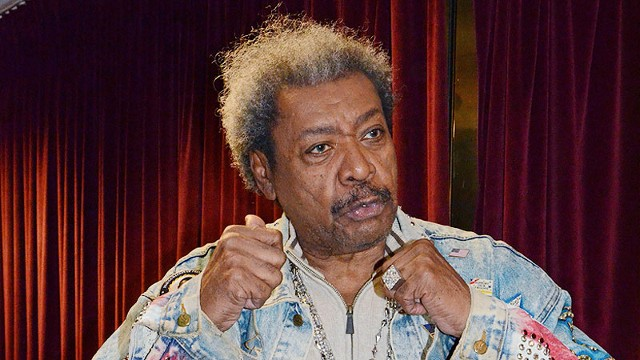 Don King demandado por caso Jones