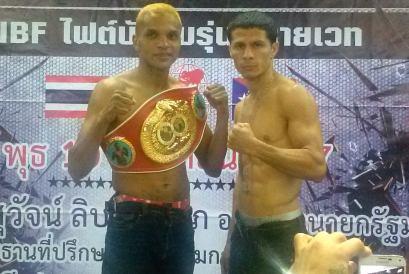 McWilliams Arroyo cae por decisión dividida en Tailandia
