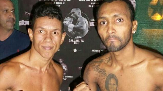 Payano pone su precio a Moreno
