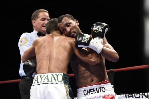 Chemito vs. Payano: 'Pleito dejó dudas'