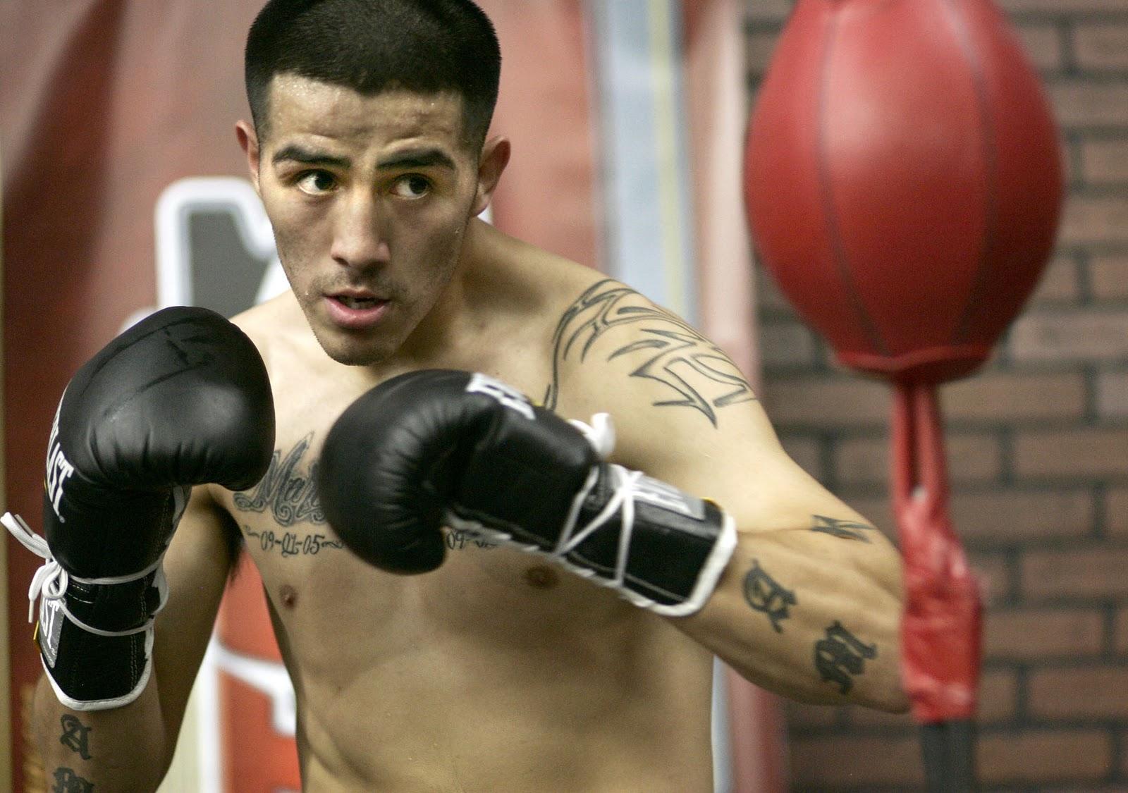 Brandon Ríos se retiraría si pierde de nuevo