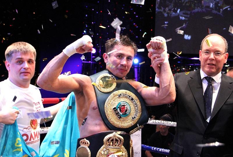 Confirmado el próximo rival de Gennady Golovkin