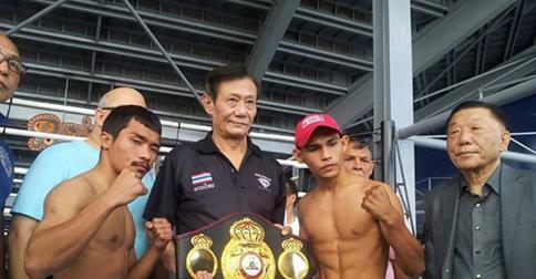 Knockout CP Freshmart vence a Buitrago en Tailandia
