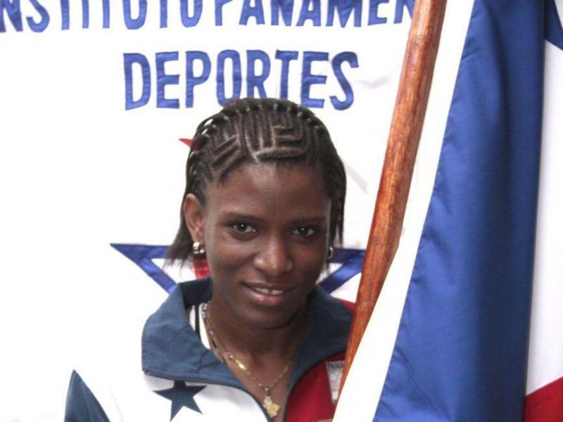 Panameña Atheyna Bylon se mete en semifinales del mundial