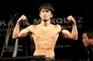 Marquez, Nishioka weigh-in