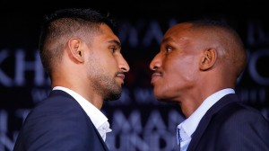 Amir Khan & Devon Alexander Fight Announcement