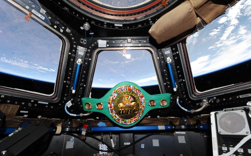 Vuelve cinturón del CMB desde el espacio