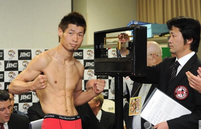 Hasegawa continuará en el boxeo