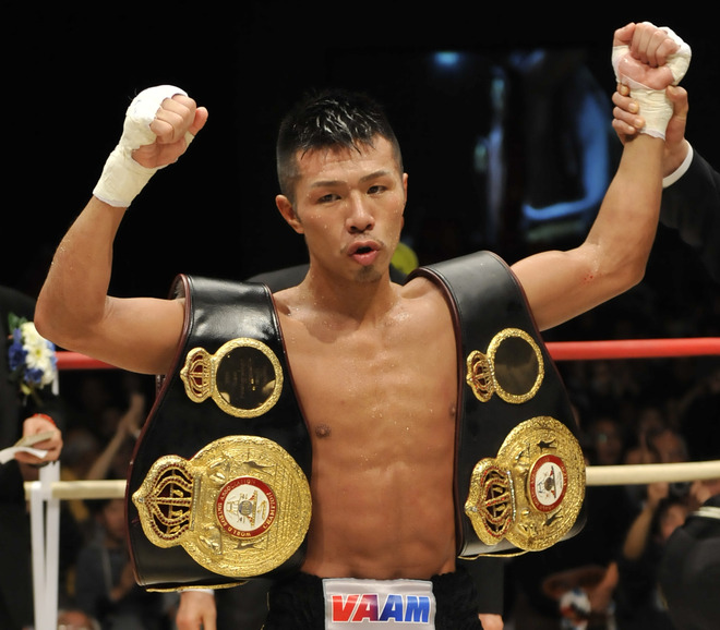 Takashi Uchiyama es el Boxeador del Mes para la AMB
