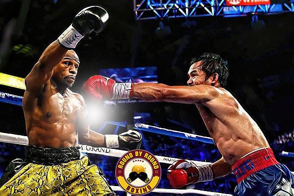 Manny no tiene opción ante Floyd