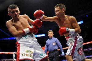 Francisco Rodriguez v Katsunari Takayama - IBF/WBO Minimumweight Unification Title