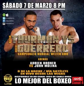 7-MARZO-THURMAN-VS-GUERRERO-EL-SIGLO