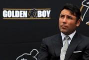 De La Hoya planea que Matthysse enfrente al ganador de Mayweather-Pacquiao